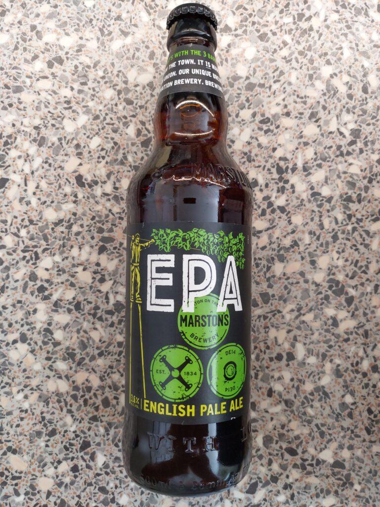 Marstons Brewery - EPA - English Pale Ale