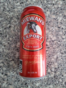 McEwans - Export
