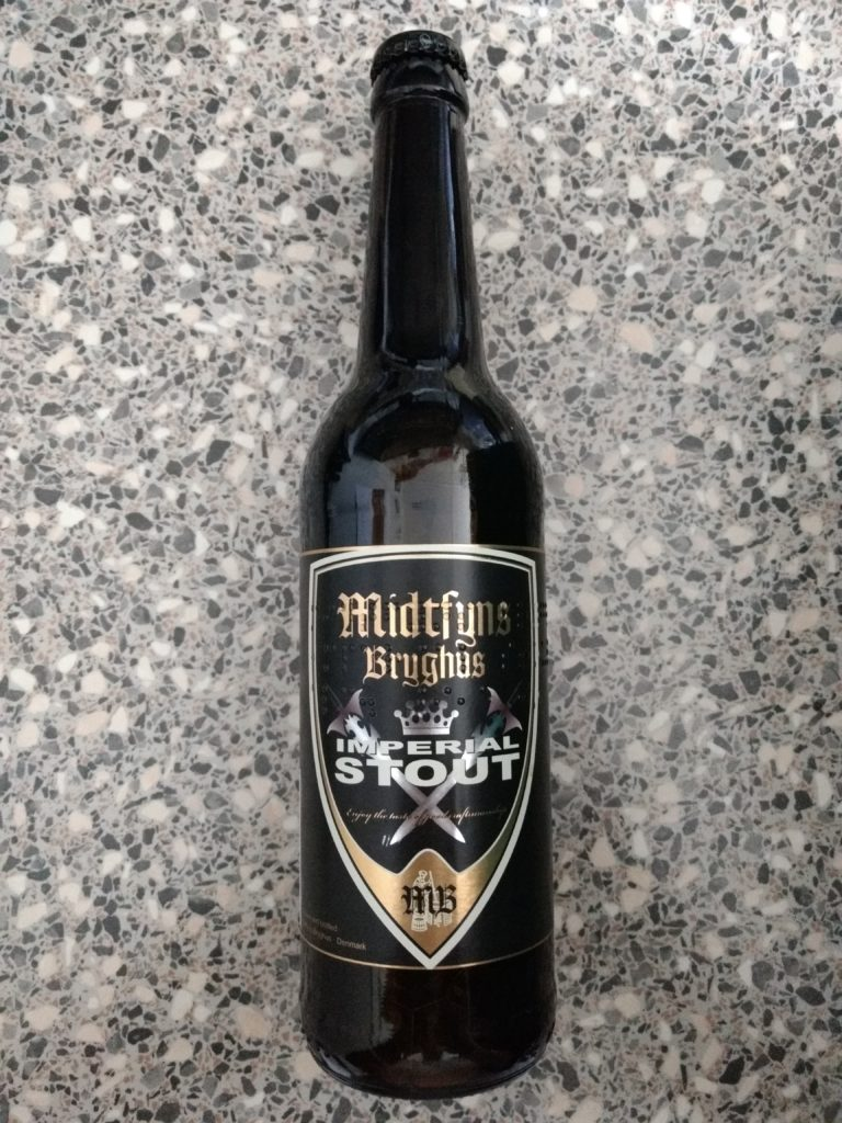 Midtfyens Bryghus - Imperial Stout