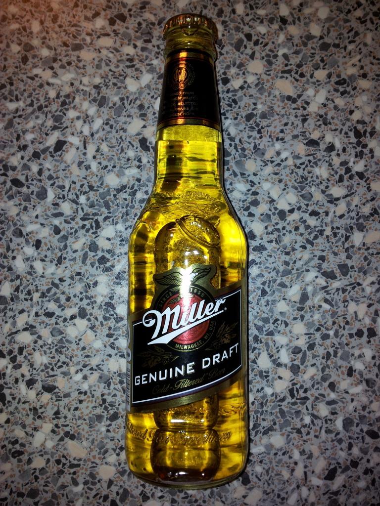 Miller Brewing Company - Miller Genuine Draft