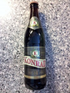 Pivovar Liberec-Vratislavice - Konrad Dark 11