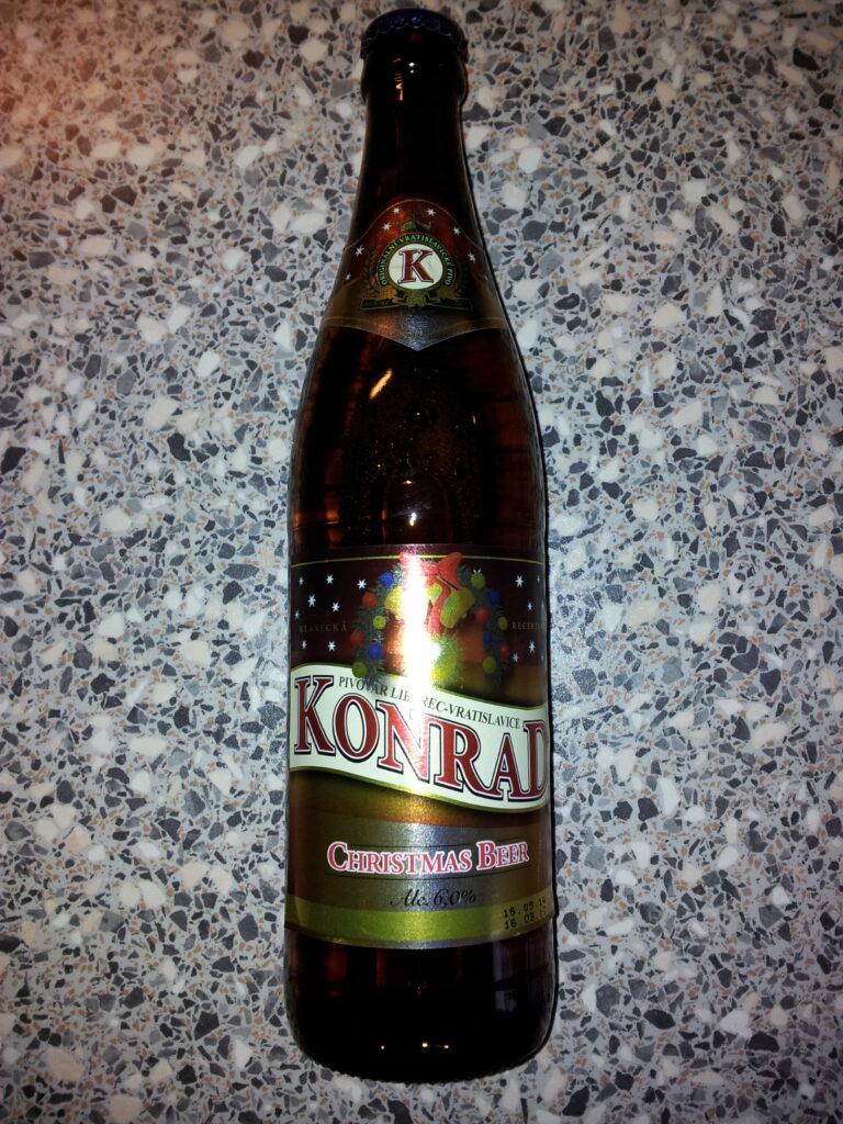 Pivovar Liberec Vratislavice - Konrad Christmas Beer