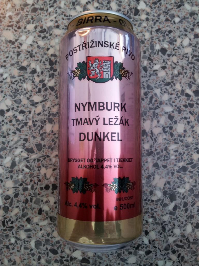 Pivovar Nymburk - Nymburk Dunkel