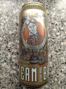 Privatbrauerei Eichbaum - Steam Brew - Imperial IPA