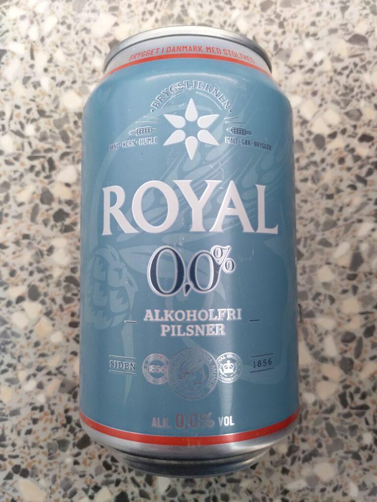 Royal Unibrew - Royal 0,0%