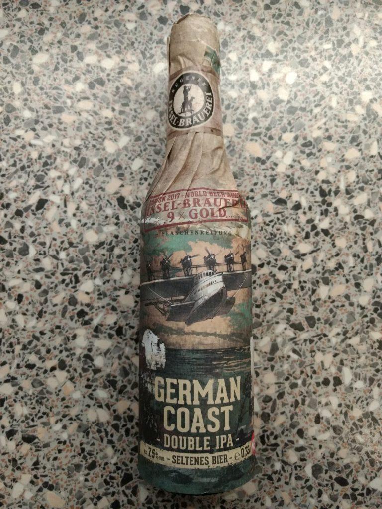 Rugener Insel Brauerei - German Coast - Double IPA