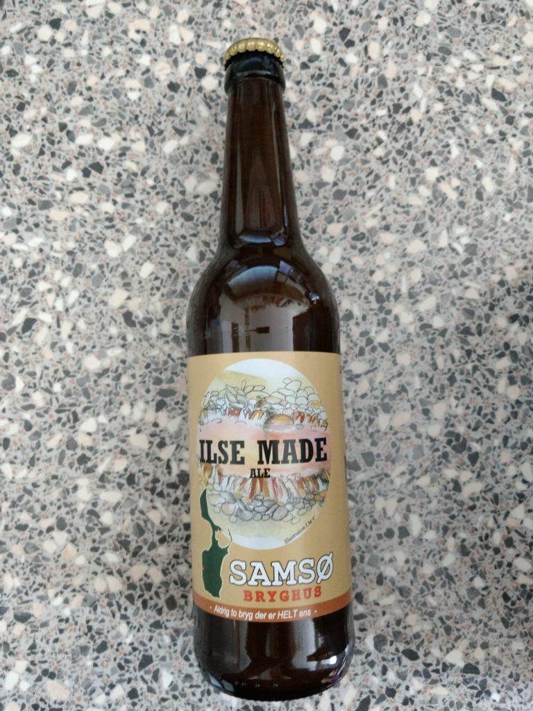 Samsø Bryghus - Ilse Made - Ale
