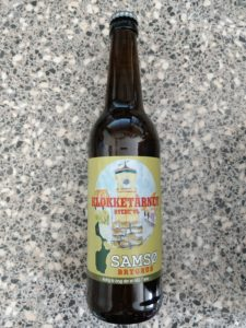 Samsø Bryghus - Klokketårnet - Hvede Øl
