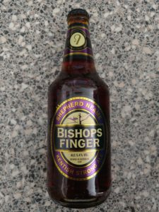 Shepherd Neame - Bishops Finger - Kentish Strong Ale