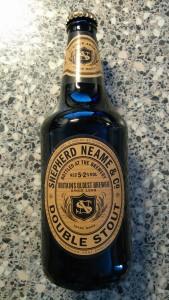 Shepherd Neame - Double Stout