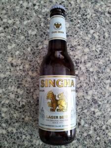 Singha - ThaiBeer
