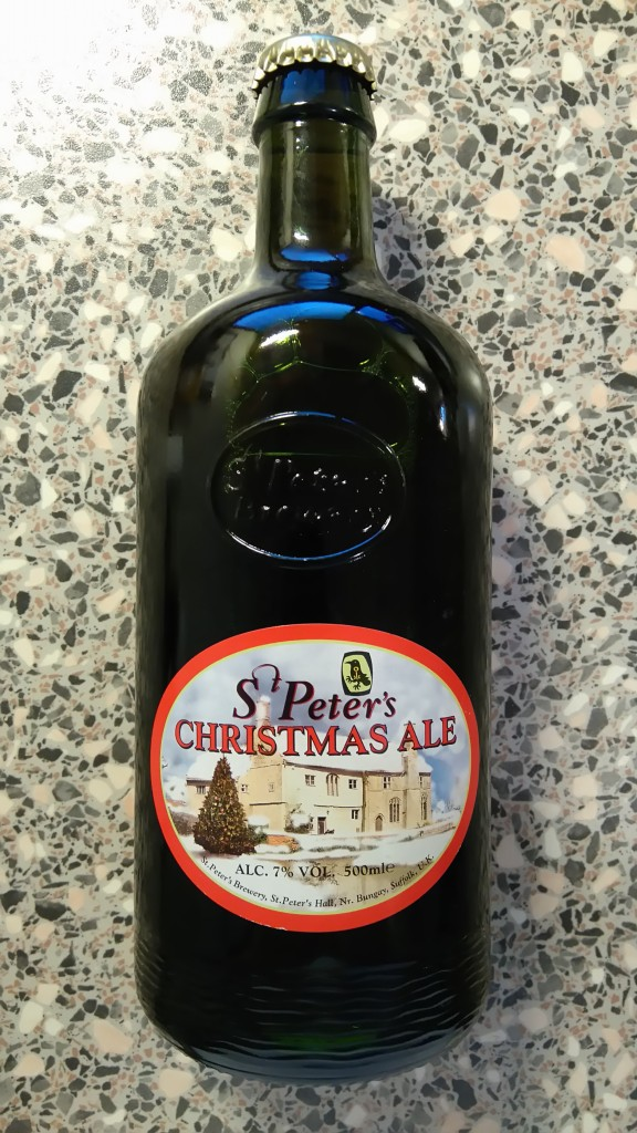 St Peters Brewery - Christmas Ale