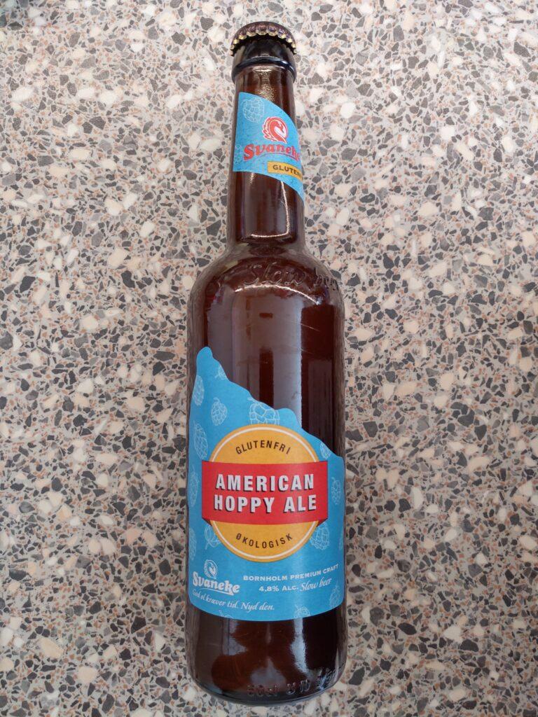 Svaneke Bryghus - American Hoppy Ale