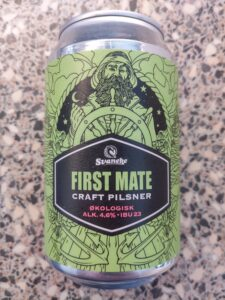 Svaneke Bryghus - First Mate - Craft Pilsner