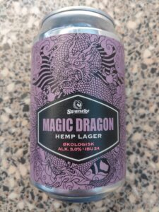 Svaneke Bryghus - Magic Dragon - Hemp Lager