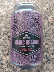Svaneke Bryghus - Magic Dragon - Hemp Lager