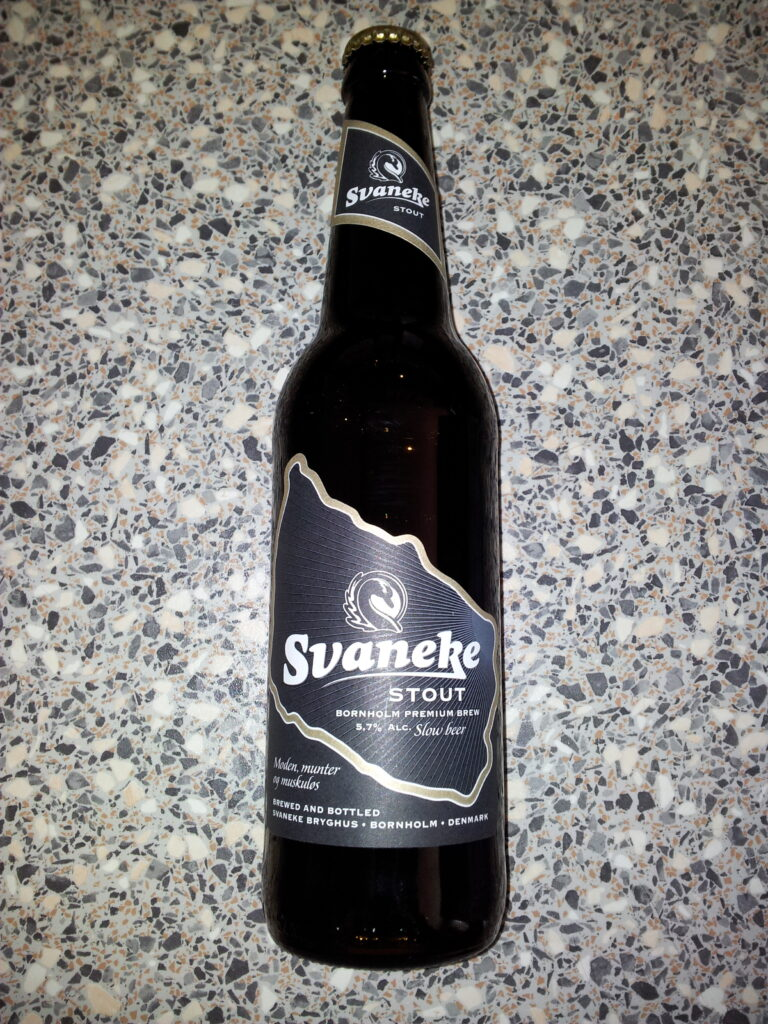 Svaneke Bryghus - Stout