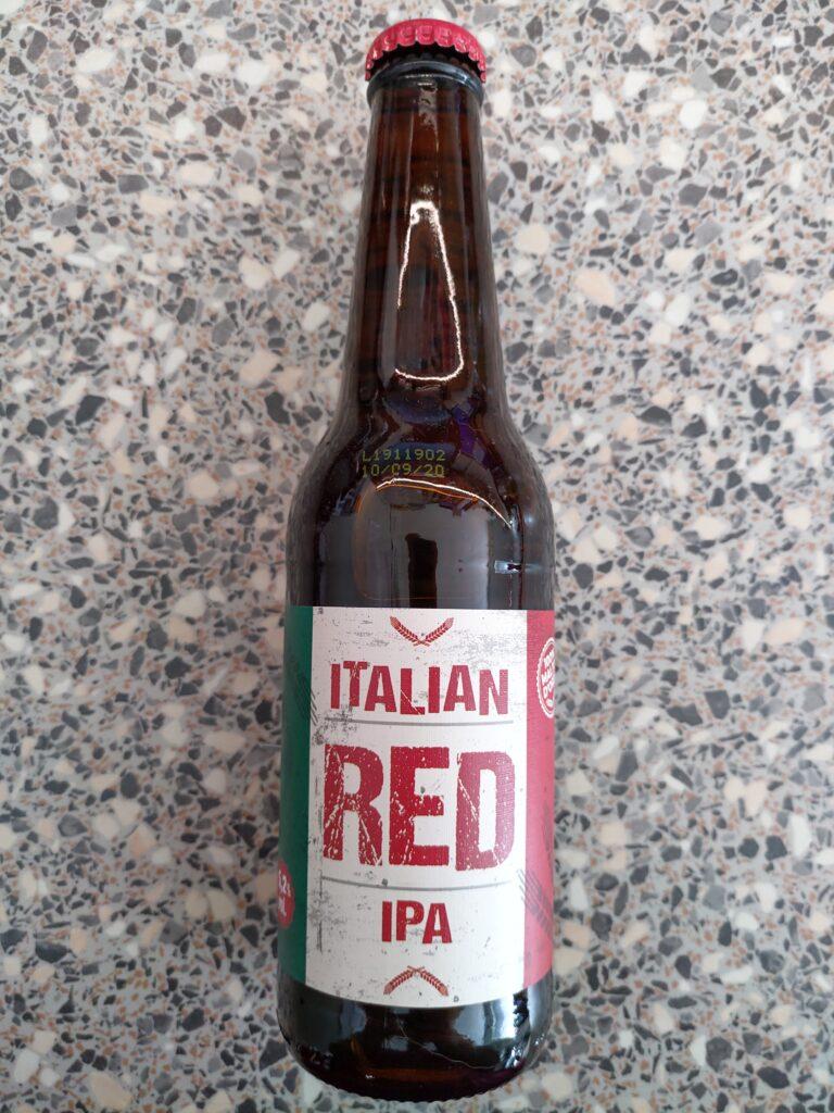 Target 2000 - Italian Red IPA
