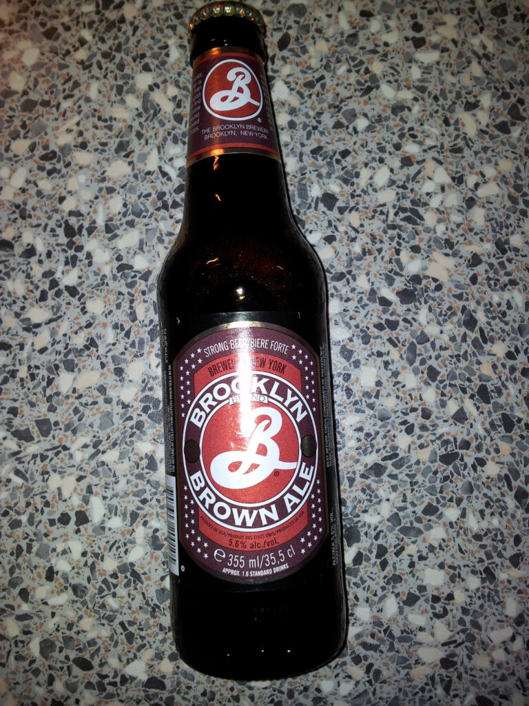 The Brooklyn Brewery - Brown Ale