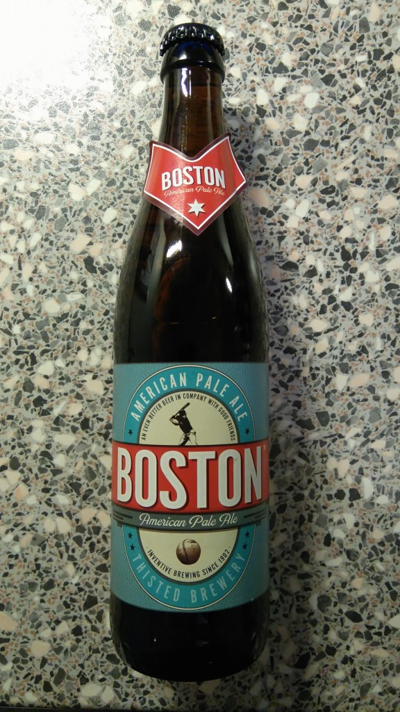 Thisted Bryghus - BOSTON American Pale Ale
