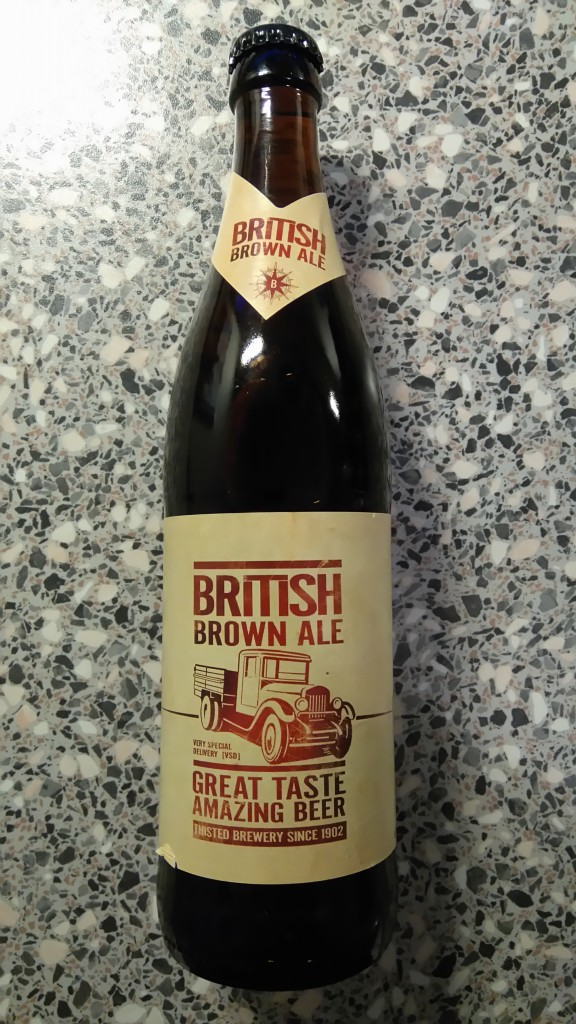 Thisted Bryghus - British Brown Ale