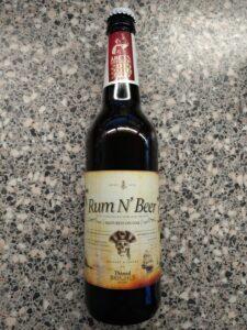 Thisted Bryghus - Rum N Beer
