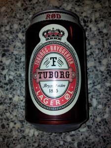 Tuborg - Rød