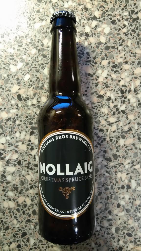 Williams Bros Brewing - Nollaig