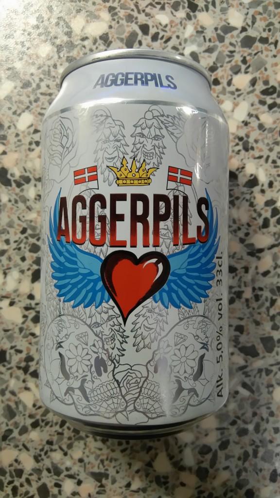 Ølfabrikken - Aggerpils