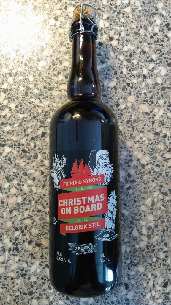 Ørbæk Bryggeri - Christmas On Board