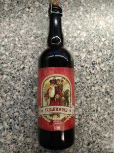 Ørbæk Bryggeri - Julebryg - fra Kongens fadebur